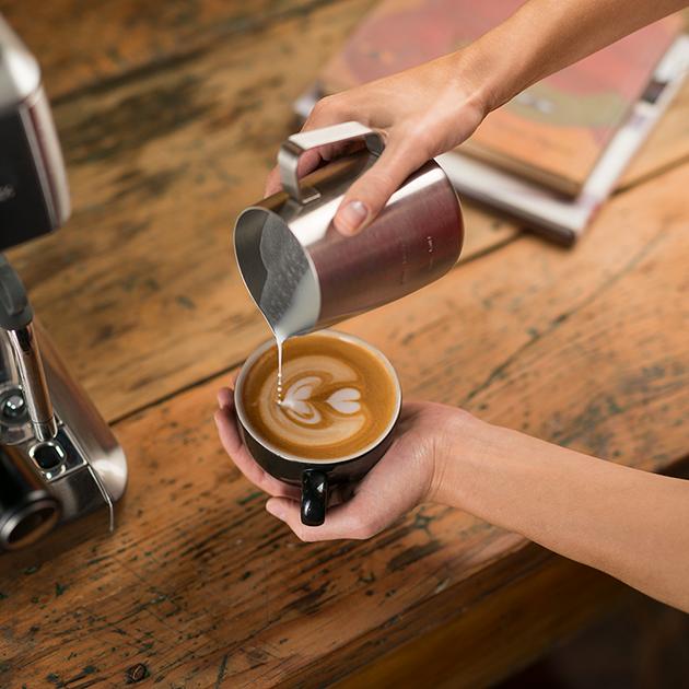 BES878磨豆咖啡机 10
