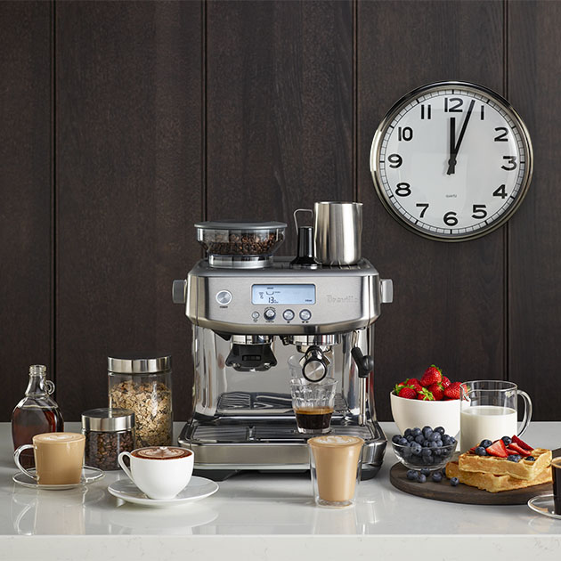 BES878磨豆咖啡机 9