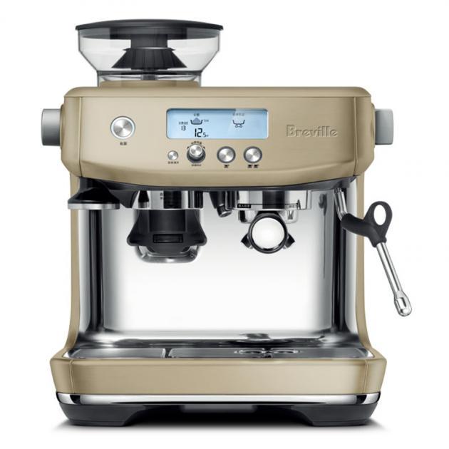 BES878磨豆咖啡机 3